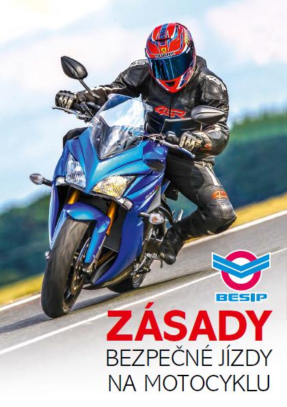 Besip - Zásady bezpečné jízdy na motocyklu